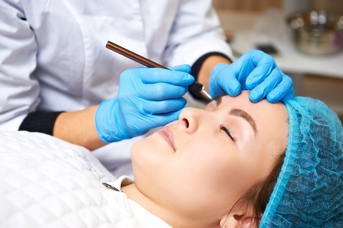 Microblading Services Best day spa, Permanent makeup