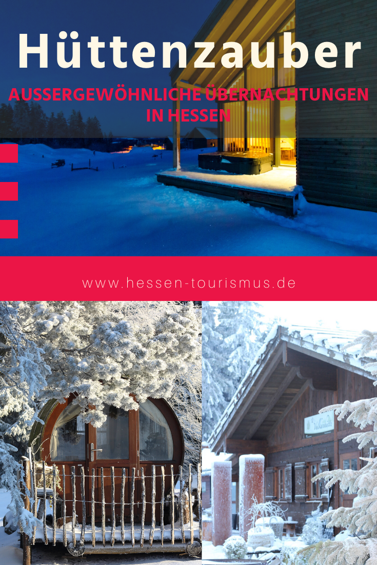 Außergewöhnliche übernachtungen Hessen