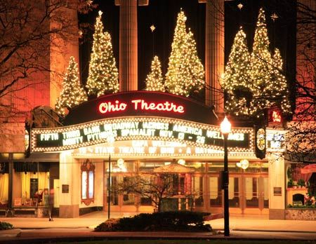 Ohio Theater Exterior Oh The Memories Of Dancing The Nutcracker