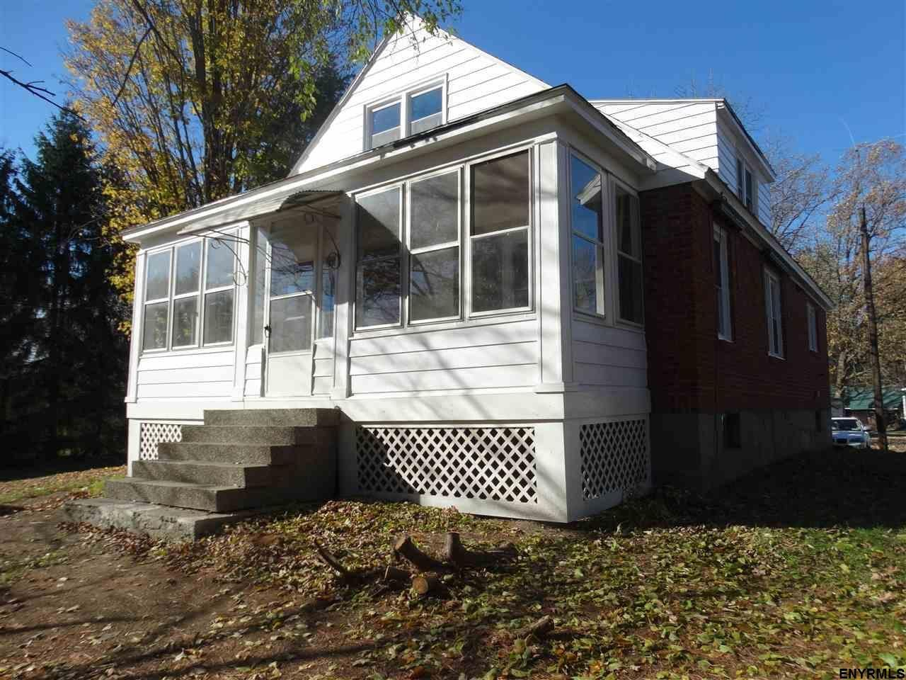 Enjoy 2 homes on one parcel fully rehabbed and ready to move in 61 beaver dam offers 2 bedrooms up 2 bedrooms down 2 baths hardwood floors