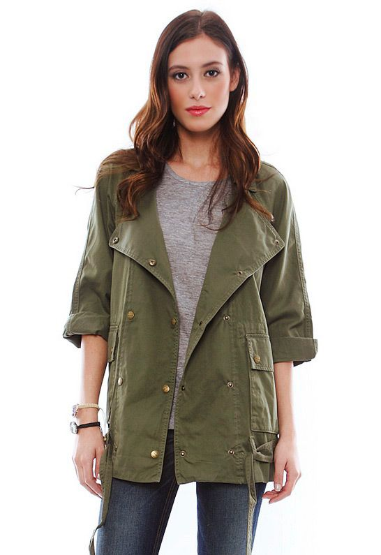 { Infantry Jacket in Army }