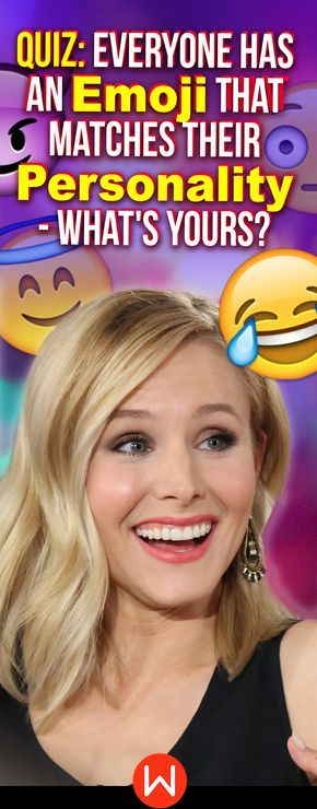 Quiz: Everyone Has An Emoji That Matches Their Personality - What's Yours?