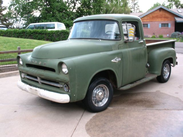 1957 dodge d 100 pickup 6 cyl 3 speed 2g 640480 desotofargo 1957 dodge d 100 pickup 6 cyl 3 publicscrutiny Images