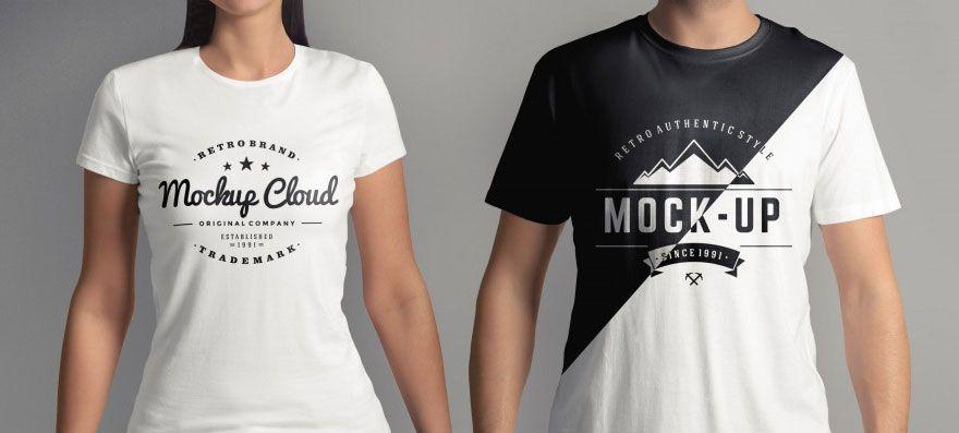 Download 10 Free T Shirt Mockups Clothing Mockup Shirt Mockup Tshirt Mockup