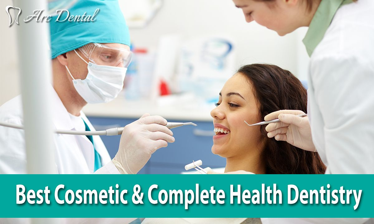 We deliver the best cosmetic and complete health dentistry