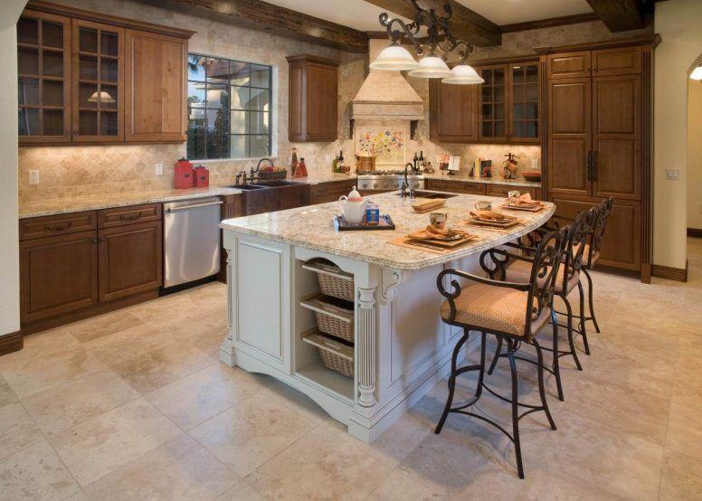 Kitchen Kitchen Island Ideas Pinterest Quartz Countertops Stainless Steel Sink Range Hood Brown Kitchen Counter Decor Tuscan Kitchen Kitchen Island With Sink