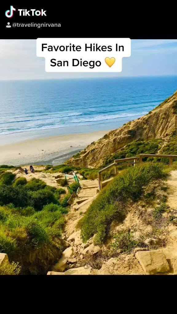 Favorite Hikes In San Diego Video Southern California Travel California Travel Road Trips San Diego Travel