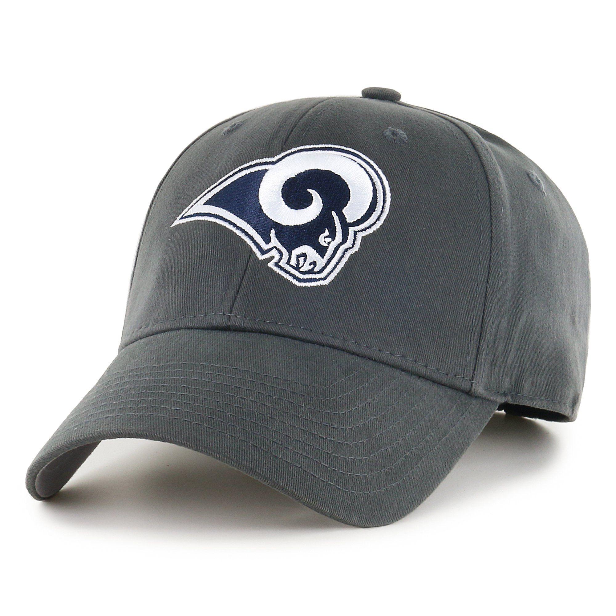 timeless design cbebe 6bbc2 Los Angeles Rams NFL Cap   Hat - Grey