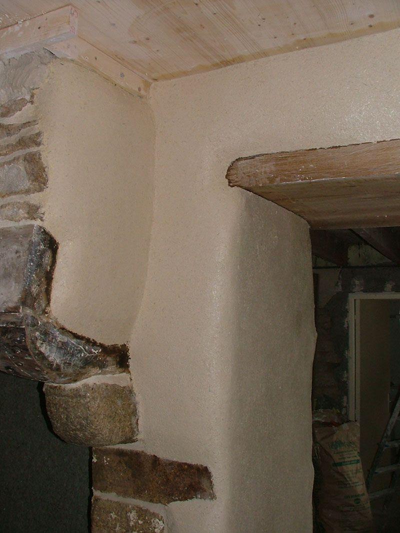 Chanvre enduit chanvre mortier chanvre et chaux chaux for Enduit isolant chaux chanvre