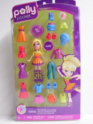 Polly Pocket Pretty Packets Polly by Mattel  $17 50  20