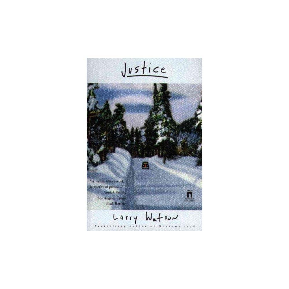 Justice (Reprint) (Paperback)