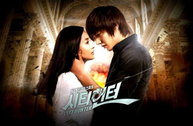 Sinopsis Drama Korea City Hunter 1 20 Episode Korean Drama City Hunter Drama Korea