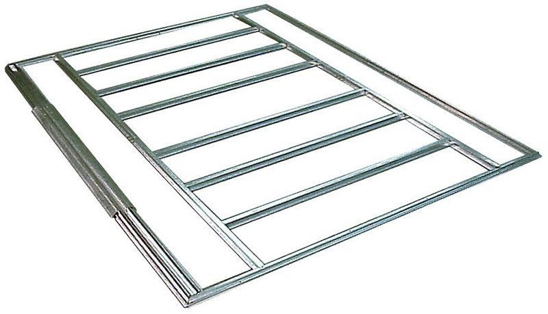 Features Floor Frame Kit For Arrow 10x11 10x12 10x13 10x14 Sheds Floor Frame Kit Compatible With The Arr Shed Floor Floor Framing Shed Kits