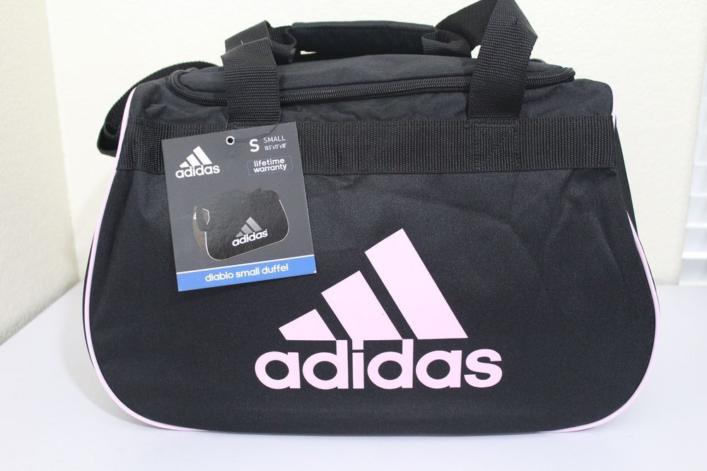 b17136029d5 adidas diablo small duffel sport gym bag women 18.5
