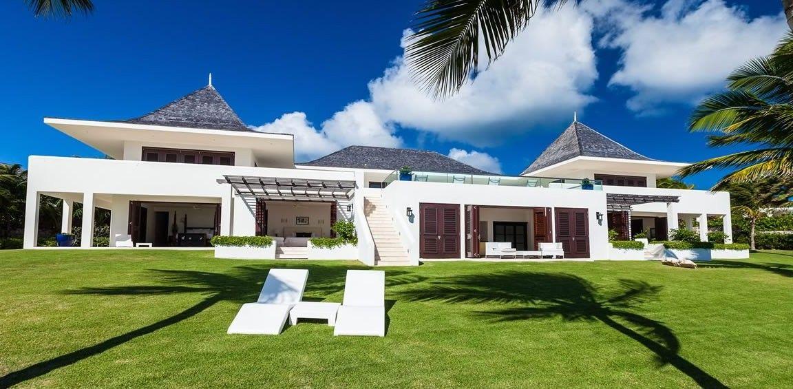 10 Bedroom UltraLuxury Beachfront Home for Sale, Little