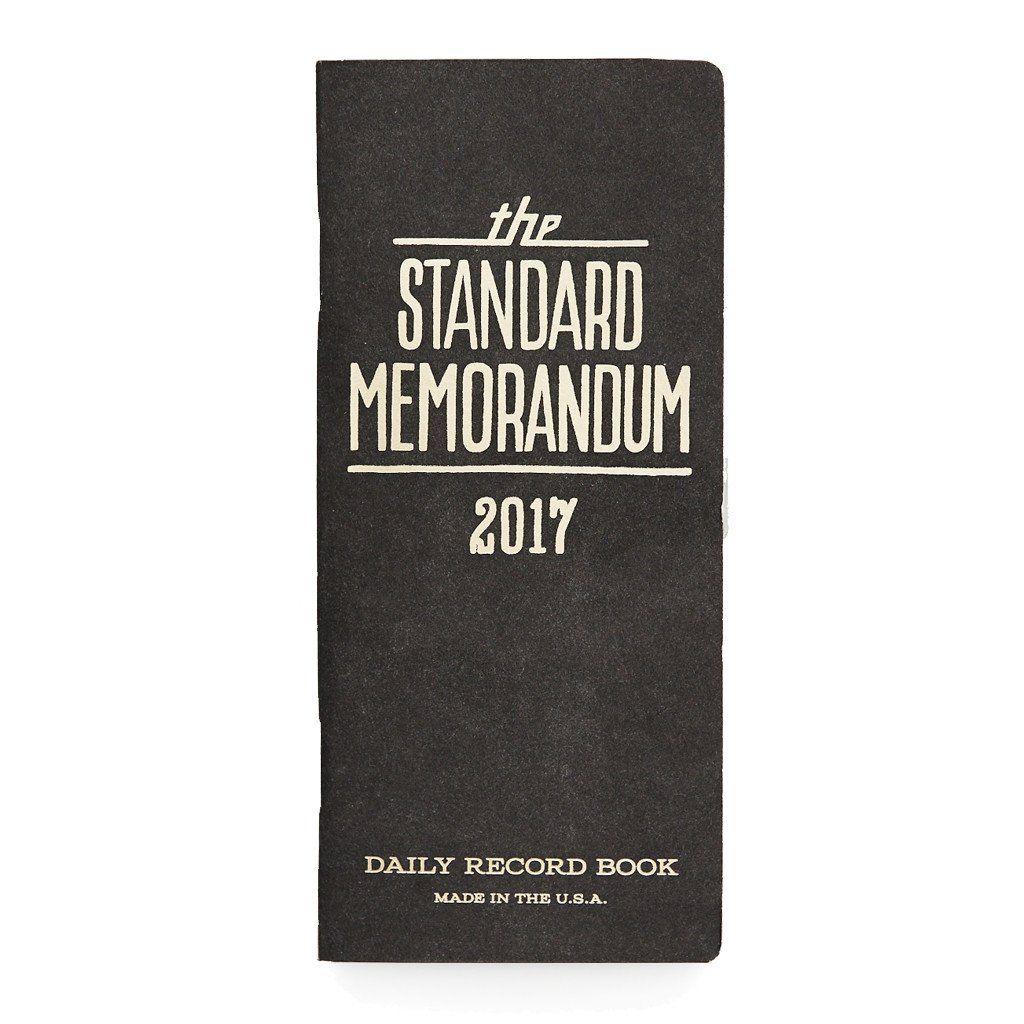 Standard Memorandum