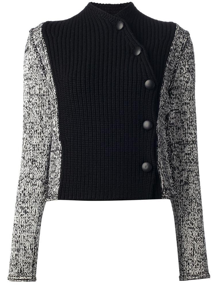 Proenza Schouler #cardigan #fashion #style