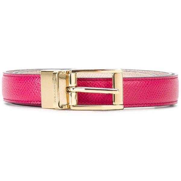 buckle belt - Pink & Purple Dolce & Gabbana pnK1nOq