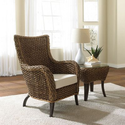 Panama Jack Sunroom Sanibel 2 Piece Lounge Chair Set Color Bahamian Breeze Cinnamon