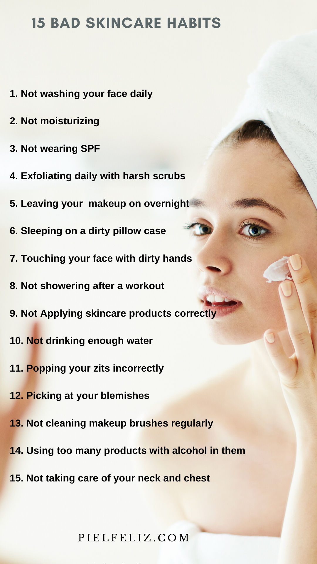 Pin On Body Face Cleaning