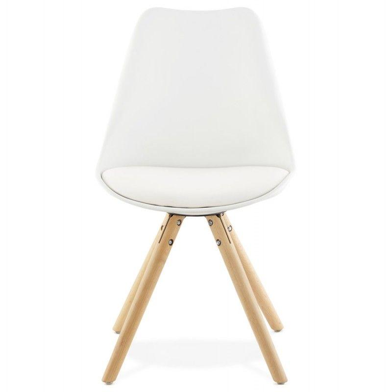 Complétez la déco de votre salle à manger avec la Chaise moderne
