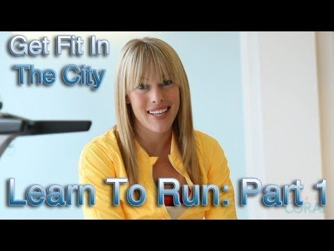 Get Fit In The City: Learn to Run Part 1: Running Coach!  Watch for the next 6 weeks & learn how to train for a 5K race!