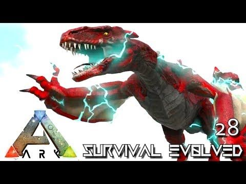 awesome ARK: SURVIVAL EVOLVED - DIOREX MONSTER & TOXIC THYLACOLEO
