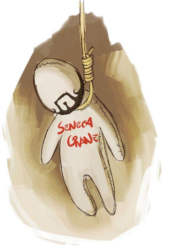 Seneca Crane -Catching Fire