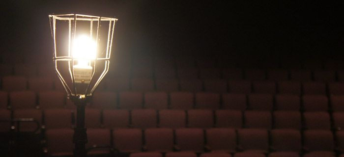 Ghost Light In E.C. Mabie Theatre Images