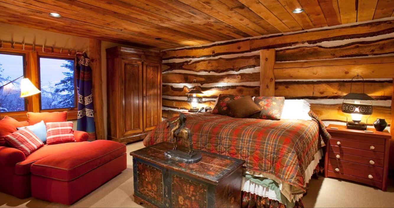 Pin de Ryan King en Cabin | Casas de madera, Casas ...