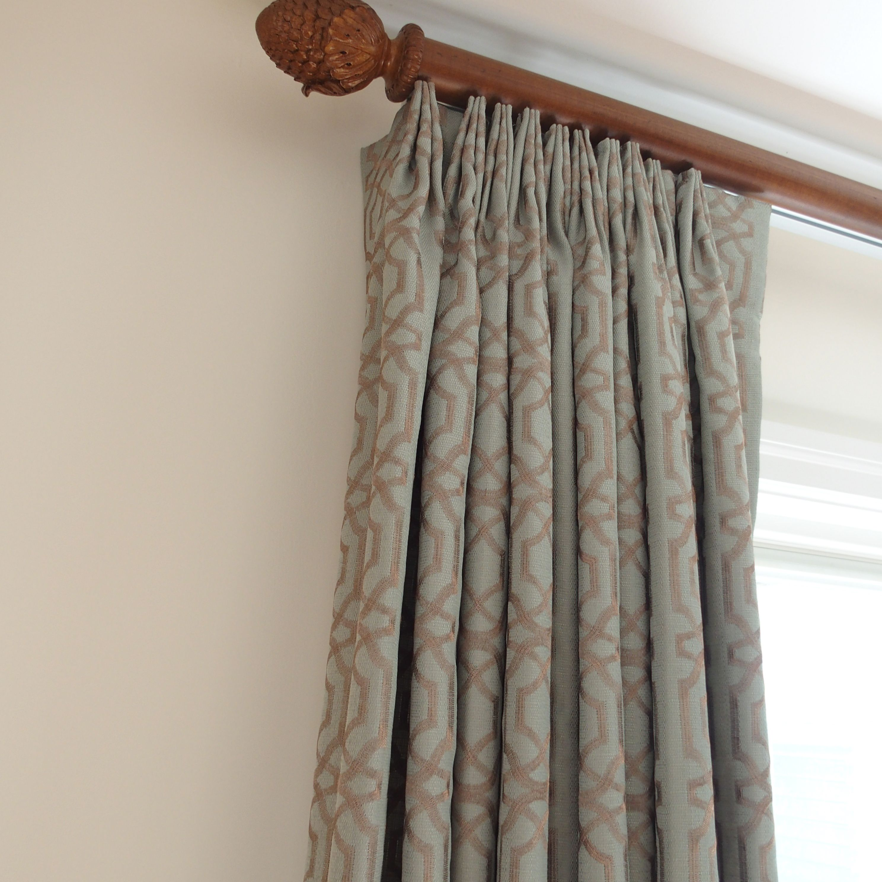 image ideas rod pinch charter of glass traverse doors best home pleat sliding for pleated drapes curtains