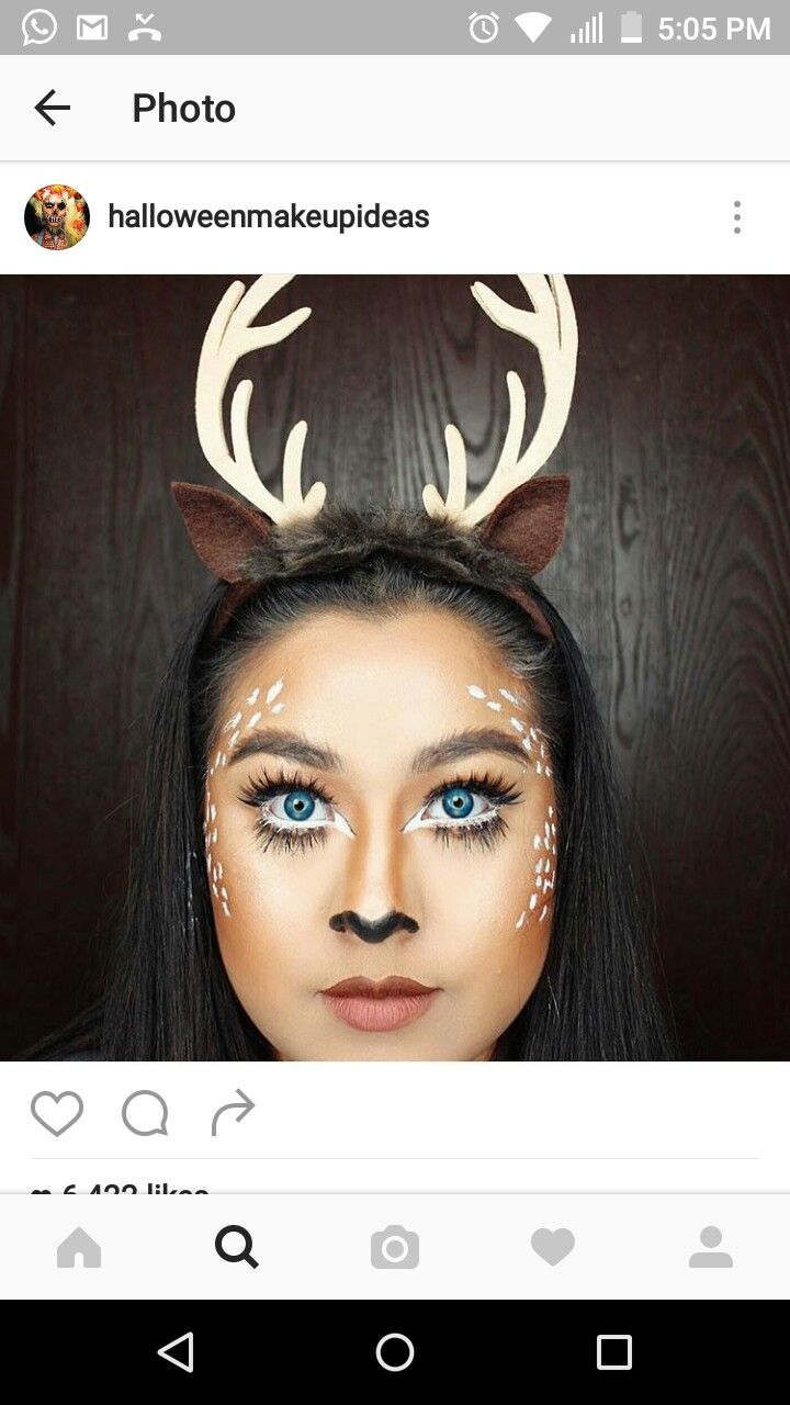 Christmas Halloween Makeup.Pin By Jamie Cobb On Holiday Fun Cool Halloween Makeup