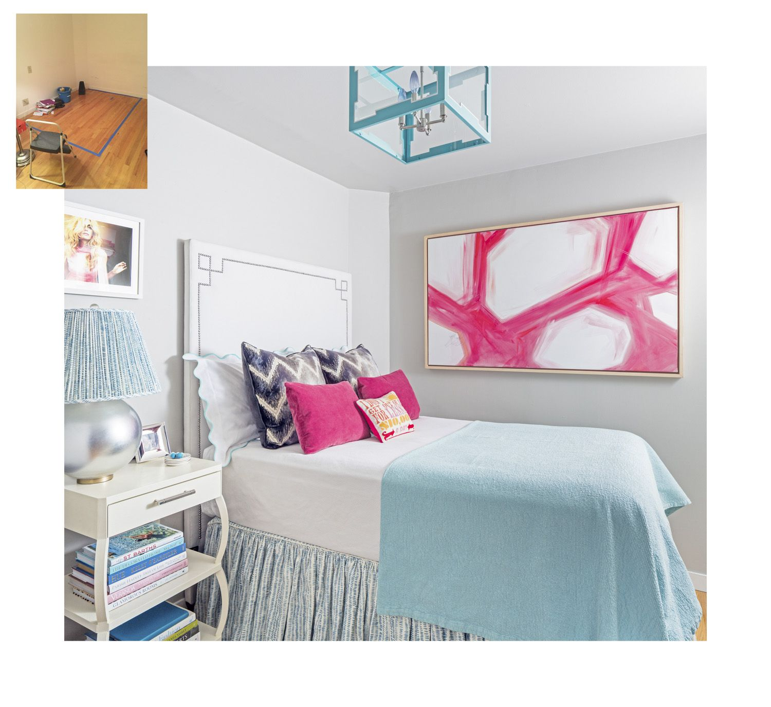 A Blogger Shares Her Top Tips For Decorating A Rental ...