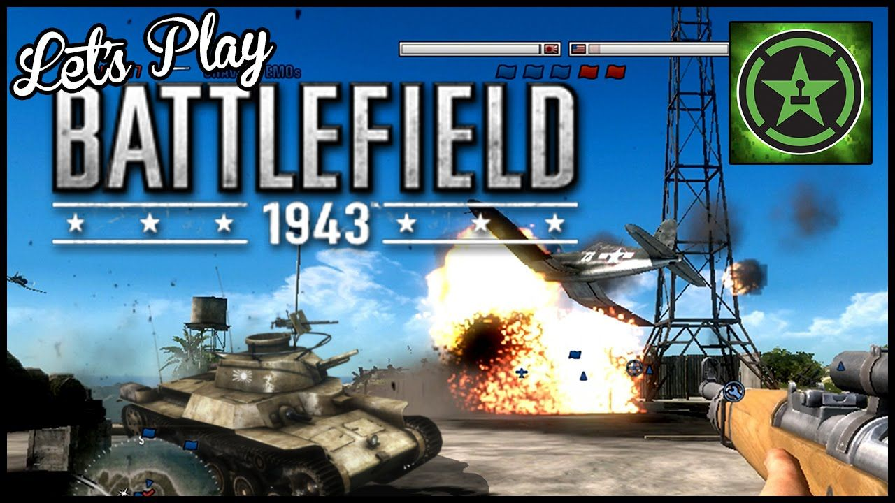 Let S Play Battlefield 1943 Battlefield Lets Play