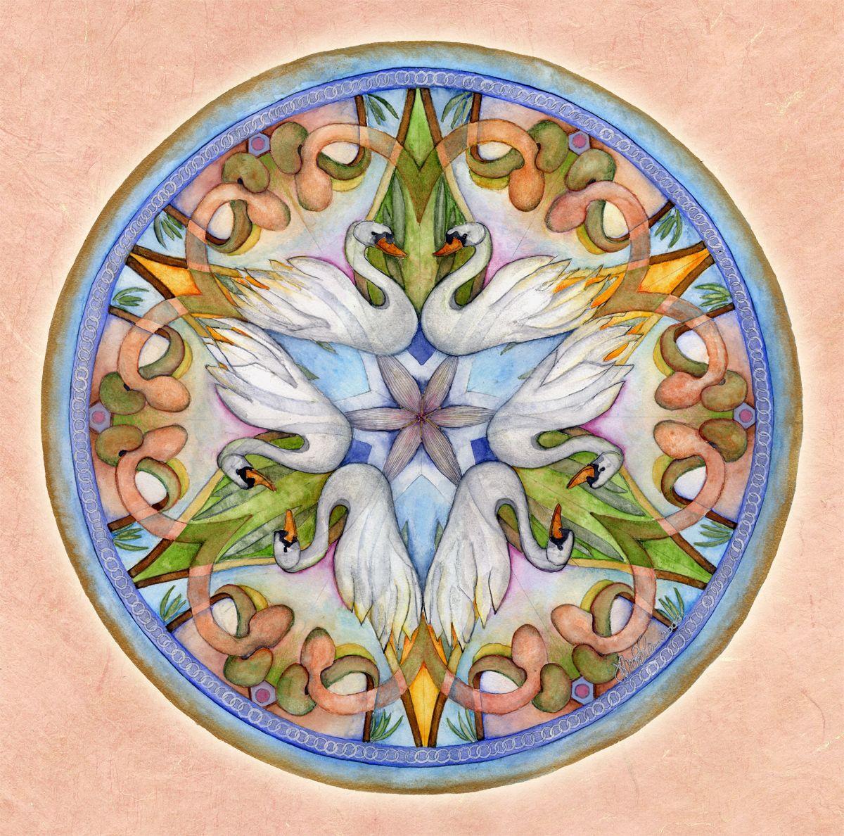 The Beloved Mandala This Is Not A Love You Must Earn It S Not A Love You Can Lose Mandala Kleurplaten Mandala S Mandala