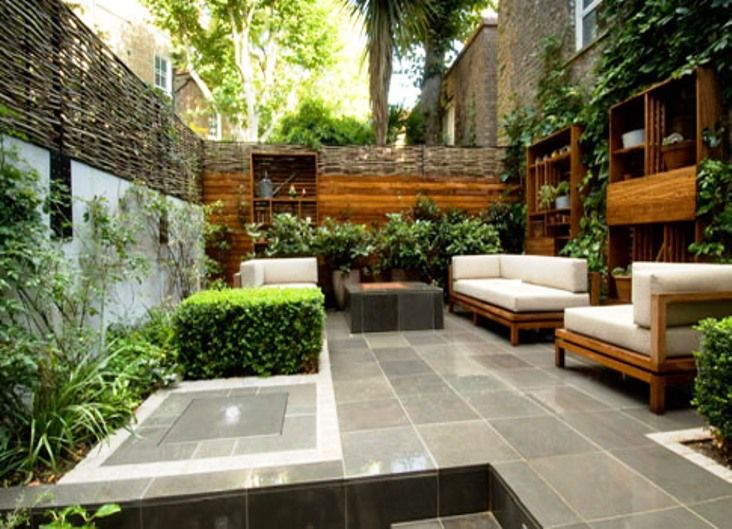 find this pin and more on yardspiration urban garden photos part 1 small garden patio design - Patio Designs For Small Spaces