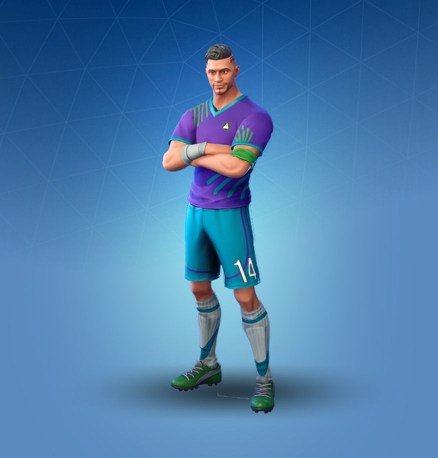 Midfield Maestro Soccer Players Soccer Skins Characters