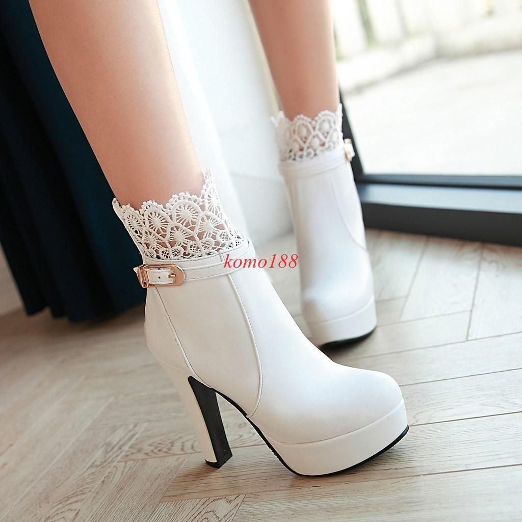 16++ Womens lace wedding boots ideas