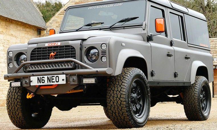 Land Rover Defender Volcano Raptor 3 2 Tdci