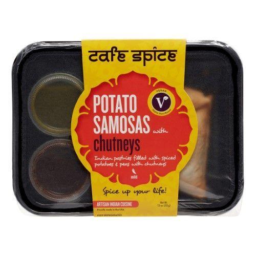 Café Spice Potato Samosa, 8 Oz -   - #Café #mousakarecipe #nankhatairecipe #passionfruitrecipes #potato #redwallrecipes #samosa #spice