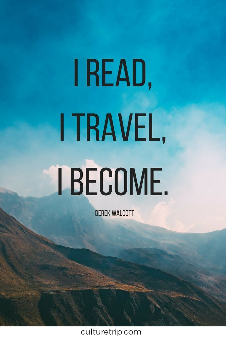 Created for Curious Travellers   Culture Trip -  Inspiring Travel Quotes You Need In Your Life theculturetrip.com/  - #created #Culture #Curious #TravelQuotes #Travellers #Trip