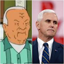 Cotton Hill Is Mike Pence Internet Funny Funny Memes Memes