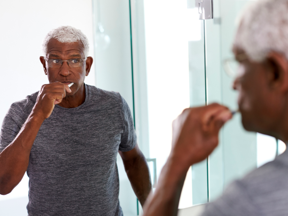 Pin on tooth brushing and heart disease