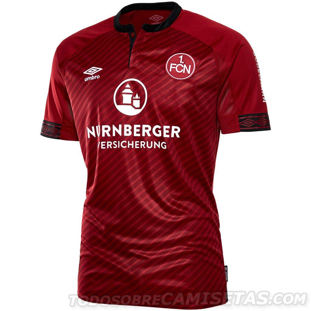 1. FC Nürnberg Umbro Home Kit 2018-19  b507bd1a116c7