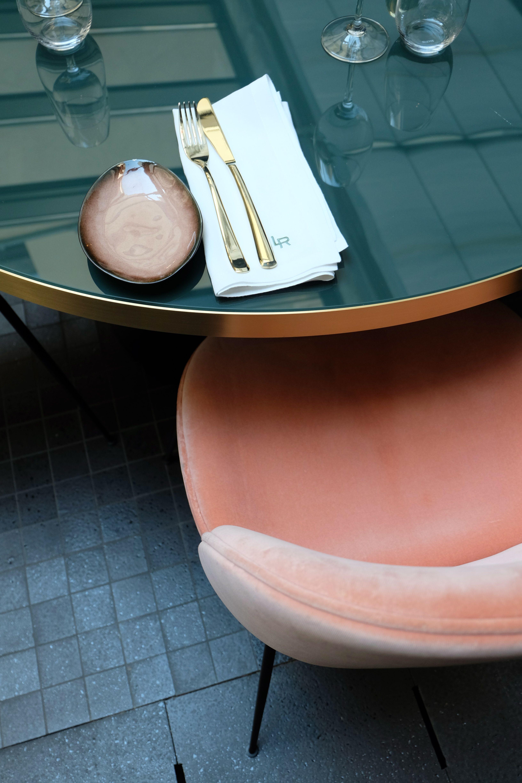 le roch hôtel & spa par sarah lavoine   pink velvet, restaurants, Badezimmer ideen