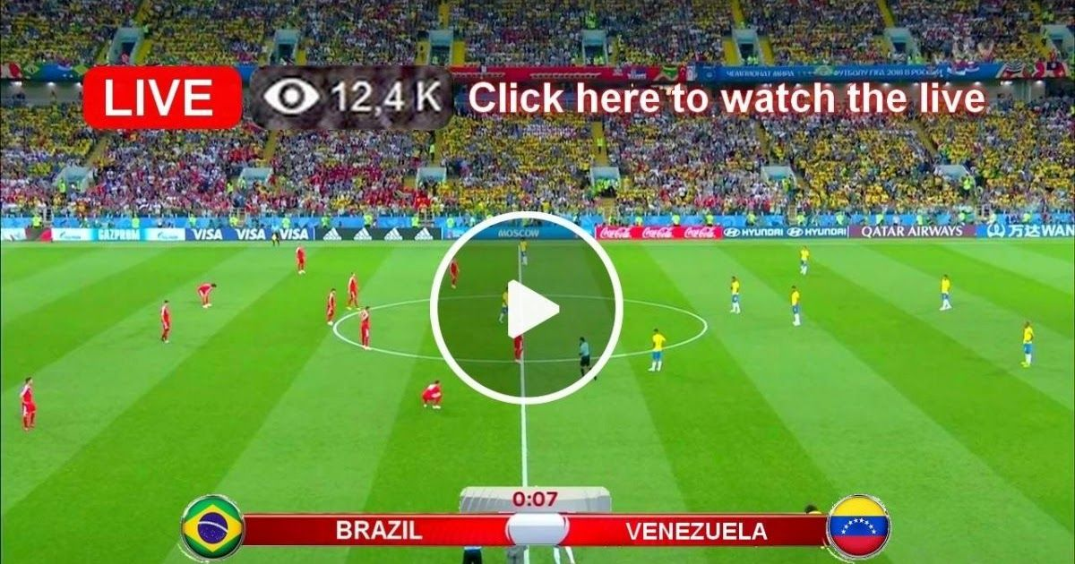 Watch Live Brazil Vs Venezuela Copa America Superleague Vivo Bola En Vivo Live Streaming Superlig Trực Tiếp Bong đa Bongdav Copa Brasil Primeira Liga