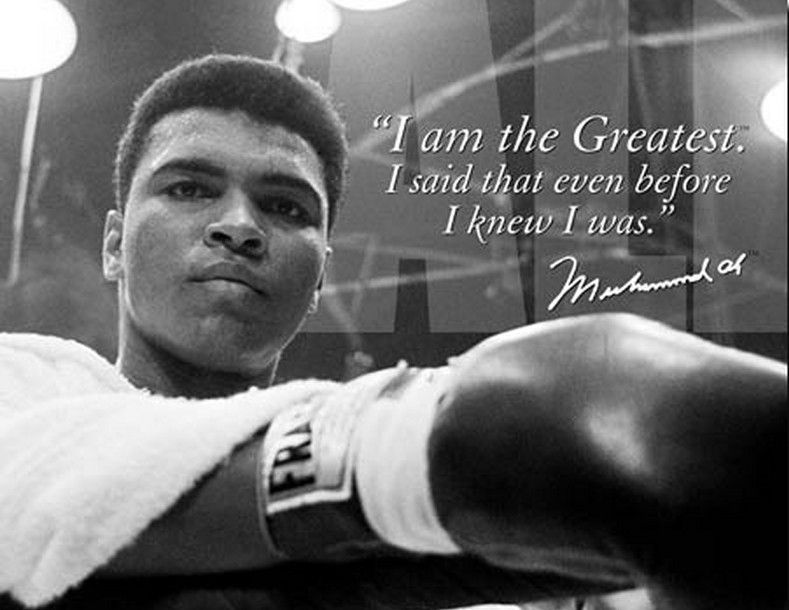 I Am The Greatest: Lessons From Muhammad Ali's Success