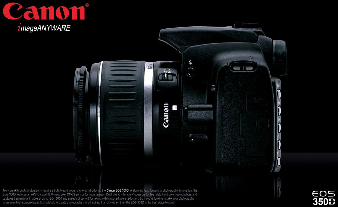 Canon Ad by Dayfysh