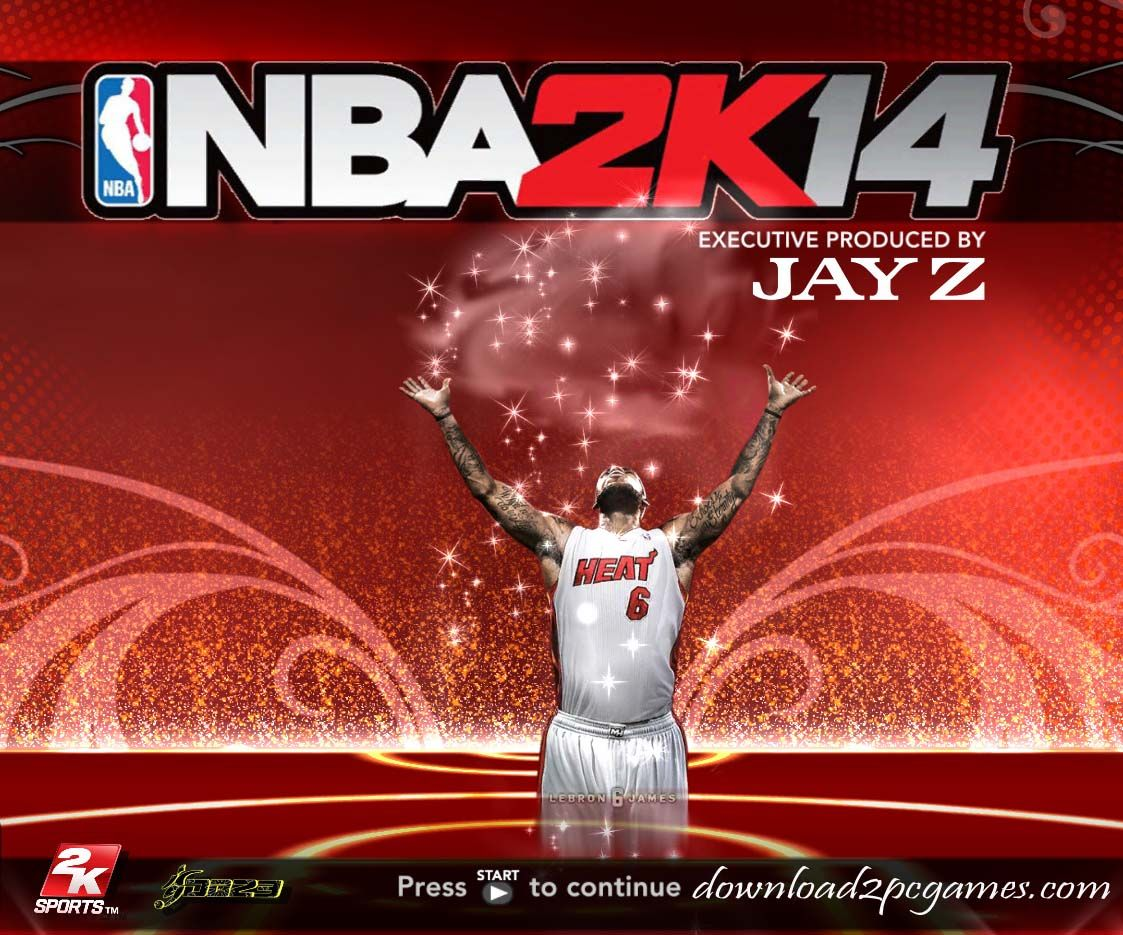 NBA 2K14 PC Game Free Download Video games pc, Gaming pc