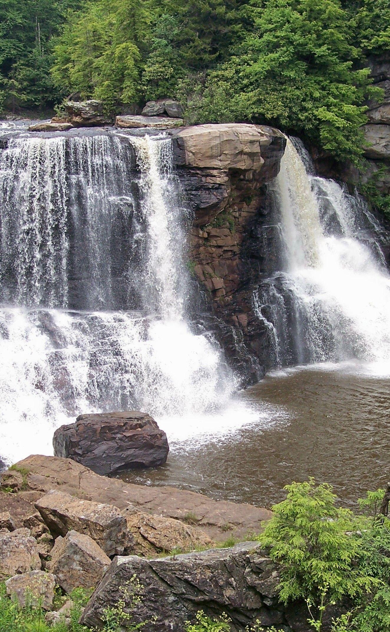 Blackwater Falls State Park Doga